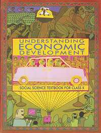 Social Science Economics Understanding Economic Development Class 10 - Shaalaa.com