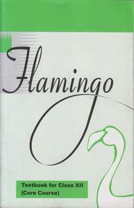 Flamingo - Textbook in English (Core Course) for Class - 12 - Shaalaa.com