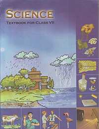 Science Textbook for Class  7