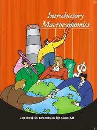 NCERT Solutions for Class 12 Economics - Introductory Macroeconomics - Shaalaa.com