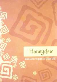 Class 8 English Honey Dew - Shaalaa.com