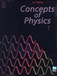 Concept of Physics Part-1 (2018-2019 Session) by H.C Verma - Shaalaa.com