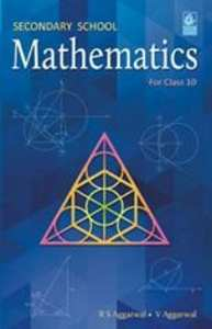 Secondary School Mathematics for Class 10 (for 2019 Examination) - Shaalaa.com