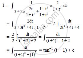 Evaluate 1 3 2sinx Cosx Dx Mathematics And Statistics Shaalaa Com
