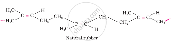 How Does the Presence of Double Bonds in Rubber Molecules Influence