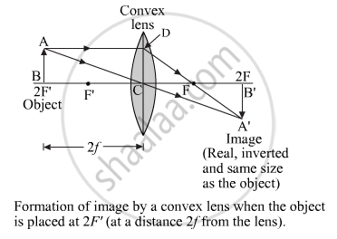 Solution For Draw Ray Diagrams To Represent The Nature Position And