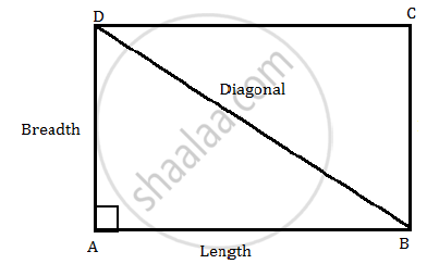 how to find the diagonal of a rectangular solid