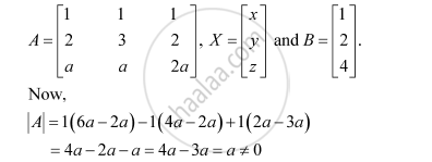 Examine The Consistency Of The System Of Equationsx Y Z 1 2x