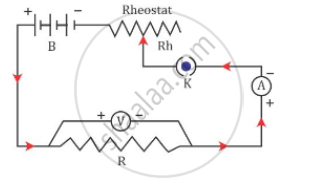 State Ohm'S Law and Draw a Neat Labelled Circuit Diagram ... on