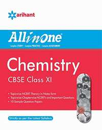 All in One Chemistry CBSE Class 11 - Shaalaa.com