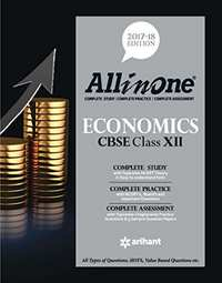 All in One Economics CBSE for Class 12 - Shaalaa.com