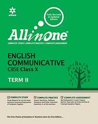 All in One English Communicative CBSE Class 10 Term-2 - Shaalaa.com