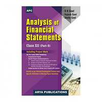 Analysis of Financial Statement Class - 12 (Part - B) - Shaalaa.com