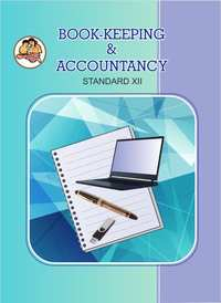 Balbharati Solutions for Book-keeping and Accountancy 12th Standard Hsc Maharashtra State Board - Shaalaa.com