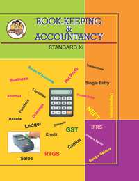 Balbharati Solutions for Book-keeping and Accountancy 11th Standard HSC Maharashtra State Board - Shaalaa.com