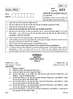 Question Paper - Psychology 2014 - 2015-CBSE 12th-12th CBSE