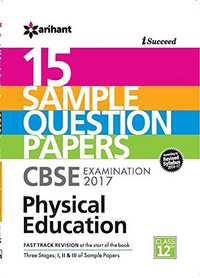 Cbse 15 sample question paper physical education cbse class 12 cbse 15 sample question paper physical education cbse class 12 malvernweather Image collections