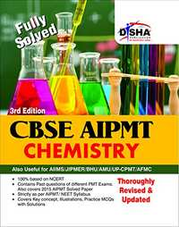 CBSE AIPMT Medical Entrance Chemistry - 3rd Edition (Must for AIIMS/AFMC/JIPMER) - Shaalaa.com
