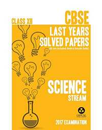 CBSE Last 10 Year Solved Paper for Class XII - Science Stream Class 12 - Shaalaa.com