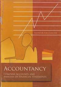 Class 12 Accountancy - Company Accounts and Analysis of Financial Statements - Shaalaa.com