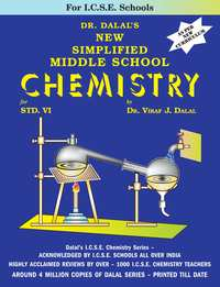 Viraf J. Dalal Solutions for Class 6 New Simplified Middle School Chemistry - Shaalaa.com