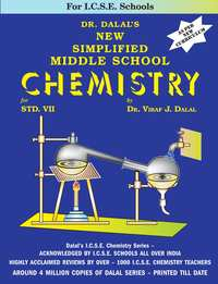 Viraf J. Dalal Solutions for Class 7 New Simplified Middle School Chemistry - Shaalaa.com