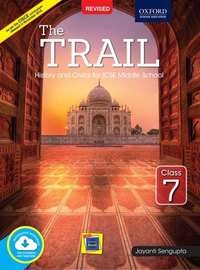 Class 7 The Trail History and Civics for ICSE Middle School - Shaalaa.com