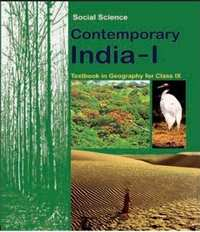 NCERT Solutions for Class 9 Geography - Contemporary India - 1 - Shaalaa.com