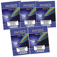 Class Notes Of Complete Physics (Set of 5 Volumes) By Career Point Kota - Shaalaa.com