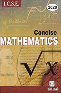 Selina Solutions for Concise Maths Class 10 ICSE - Shaalaa.com