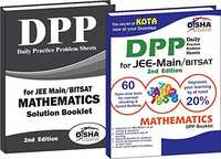 Daily Practice Problem (DPP) Sheets for JEE Main/BITSAT Mathematics - Shaalaa.com