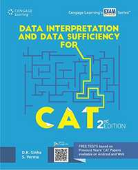 Data Interpretation and Data Sufficiency for CAT - Shaalaa.com