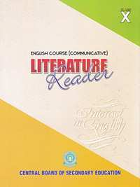 Class 10 English Course Communicative: Literature Reader - Shaalaa.com