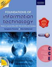 Foundations of Information Technology Coursebook 10: Windows 7 and MS Office 2007 (With MS Office 2010 Updates) - Shaalaa.com