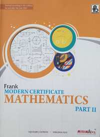 Frank Class 10 Mathematics Part 2 - Shaalaa.com