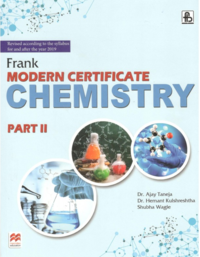 Frank Solutions for ICSE Class 10 Chemistry Part 2 - Shaalaa.com