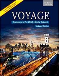Oxford University Press Solutions for Class 8 Voyage Geography for ICSE Middle School - Shaalaa.com