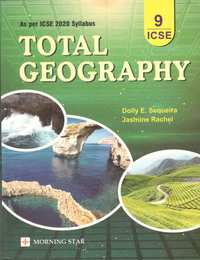 Morning Star Solutions for ICSE Class 9 Total Geography - Shaalaa.com