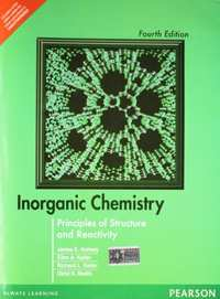 Inorganic Chemistry: Principles of Structure and Reactivity, 1e - Shaalaa.com