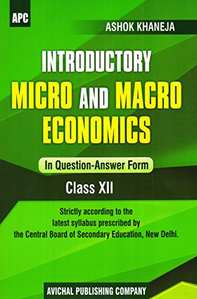 Introductory Micro and Macro Economics (Question-Answer Form) Class 12 - Shaalaa.com