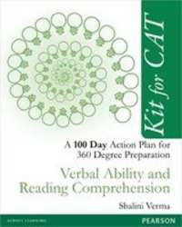 Kit for CAT: Verbal Ability and Reading Comprehension a 100 Day Action Plan for 360 Degree Preparation - Shaalaa.com