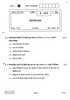 Question Paper - Hindi 2012 - 2013 - H.S.C - 12th Board Exam - Maharashtra State Board (MSBSHSE)