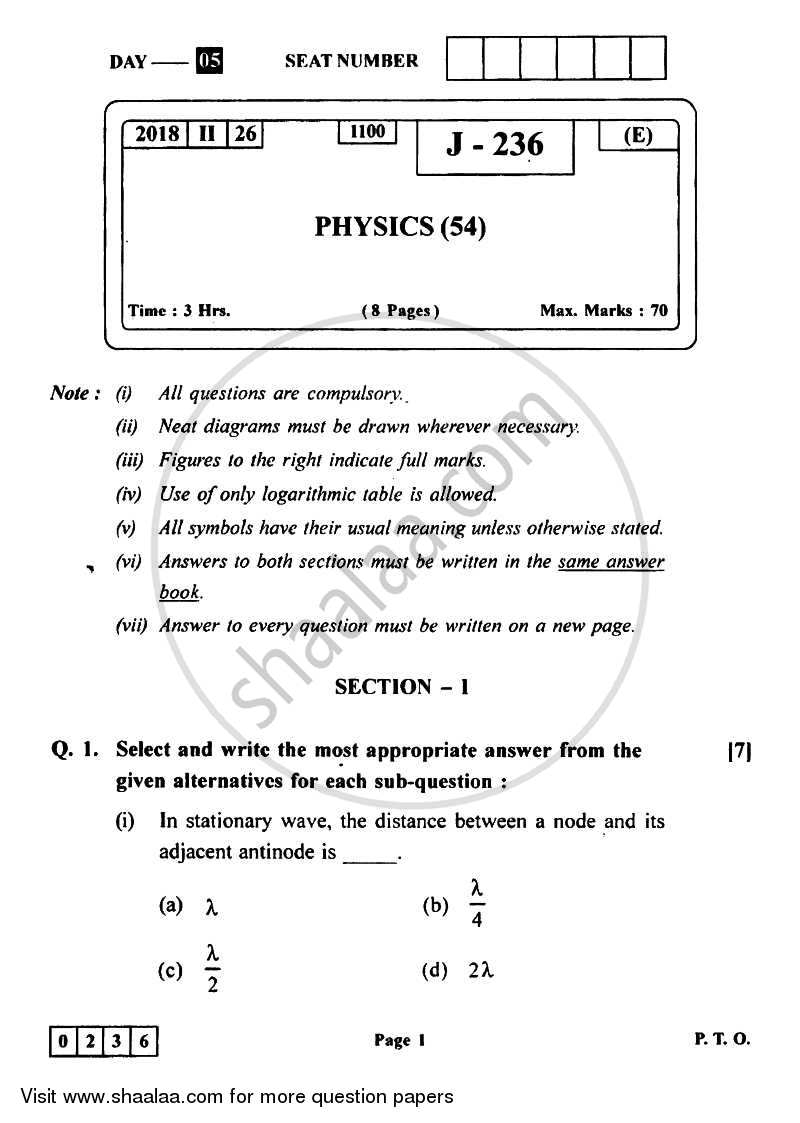 physics 2 important questions