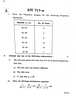 Question Paper - Algebra 2015 - 2016 - S.S.C - Board Exam - Maharashtra State Board (MSBSHSE)