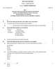 Question Paper - Science and Technology 2014 - 2015 - S.S.C - Board Exam - Maharashtra State Board (MSBSHSE)