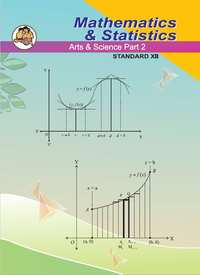 Balbharati Solutions for Mathematics and Statistics 2 (Arts and Science) 12th Standard HSC Maharashtra State Board - Shaalaa.com