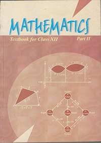 Mathematics Textbook for Class 12 Part 2