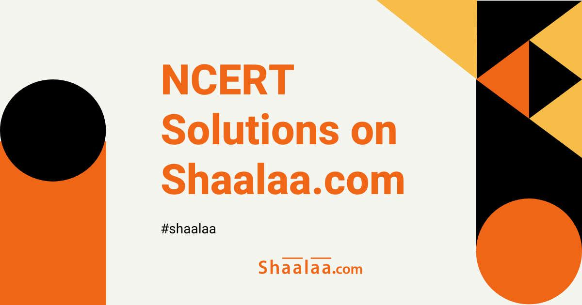 Online NCERT Solutions & NCERT Study Material for All Subjects