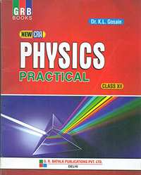 New Era Physics Practical Class 12: Physics Practical Class 12 - Shaalaa.com