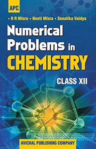Numerical Problems in Chemistry Class - 12 - Shaalaa.com